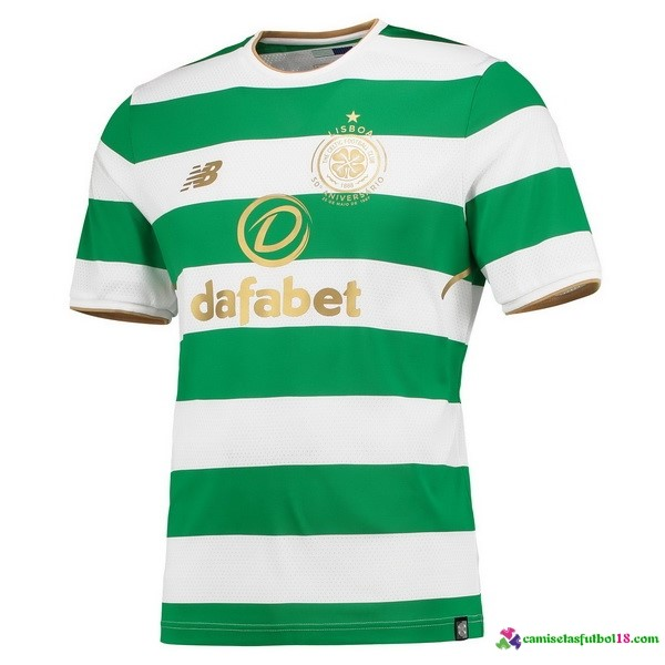 Camiseta 1ª Kit Celtic 2017 2018